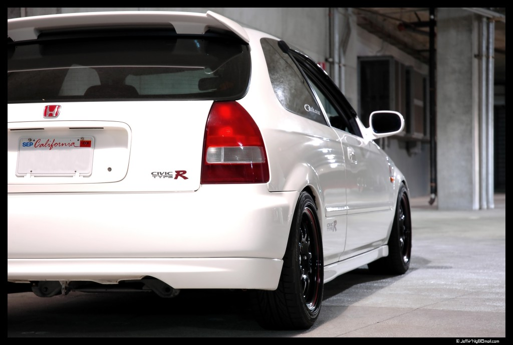 Clean EK9 Civic Type R - Farmofminds
