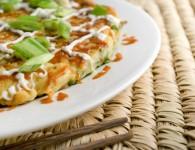 okonomiyaki omlette
