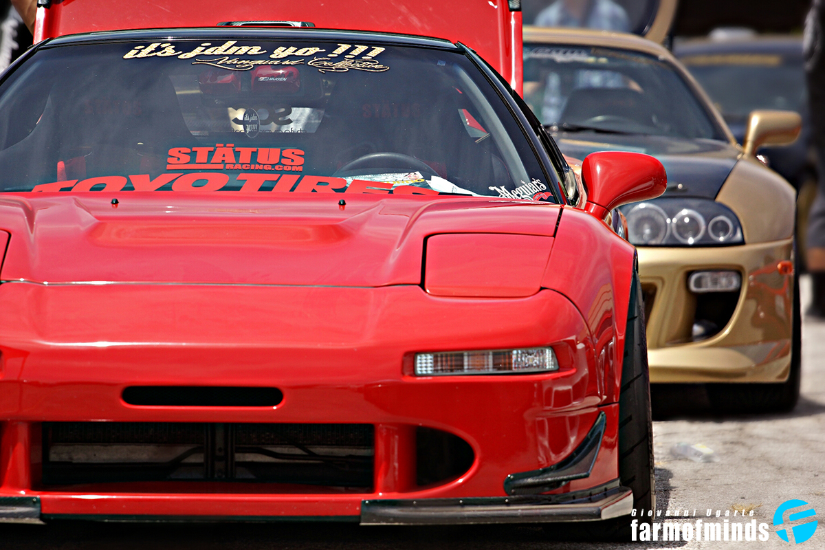 Honda NSX it's JDM Yo crew