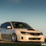 low Subaru Impreza WRX