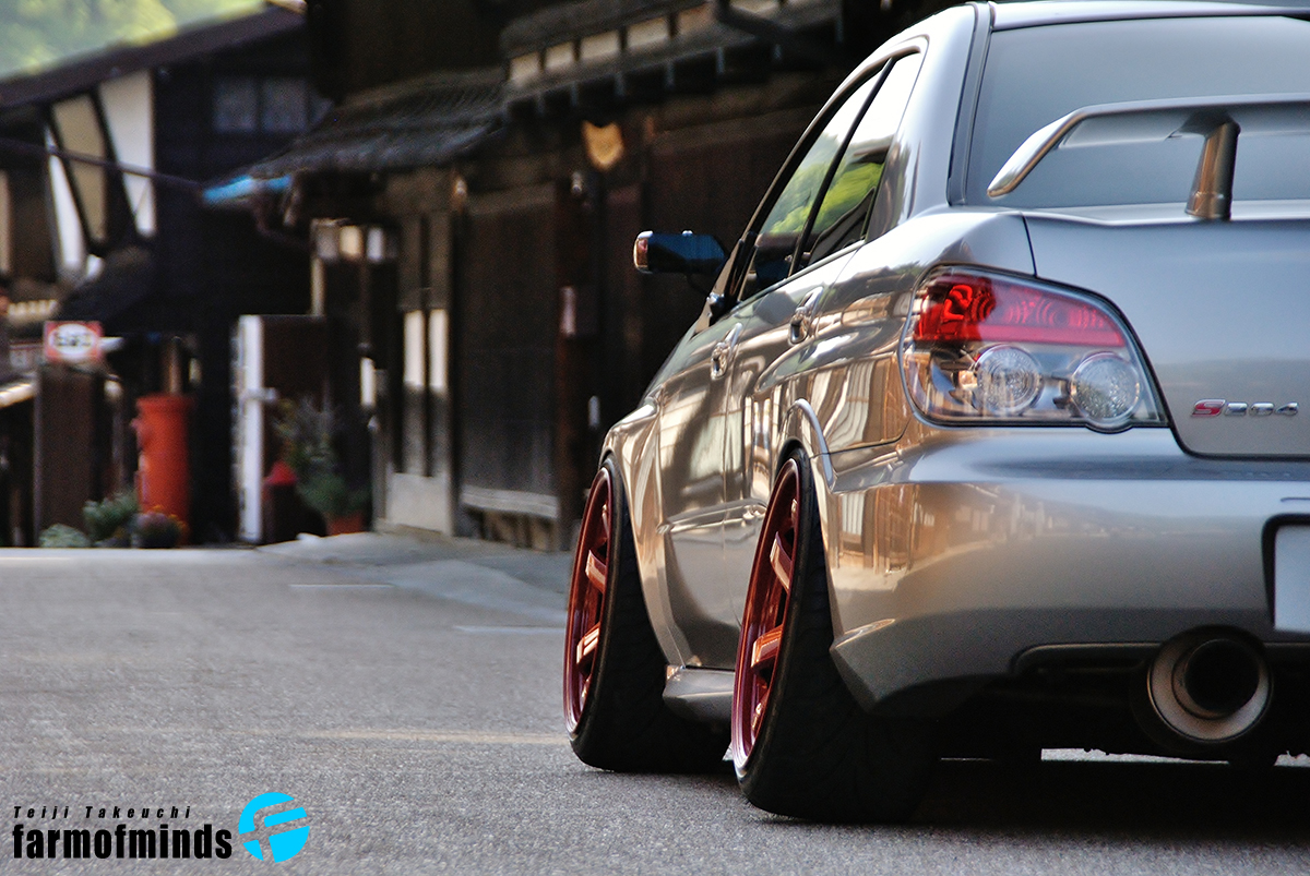 Subaru WRX Sti S204
