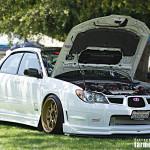 wekfest LA Subaru impreza