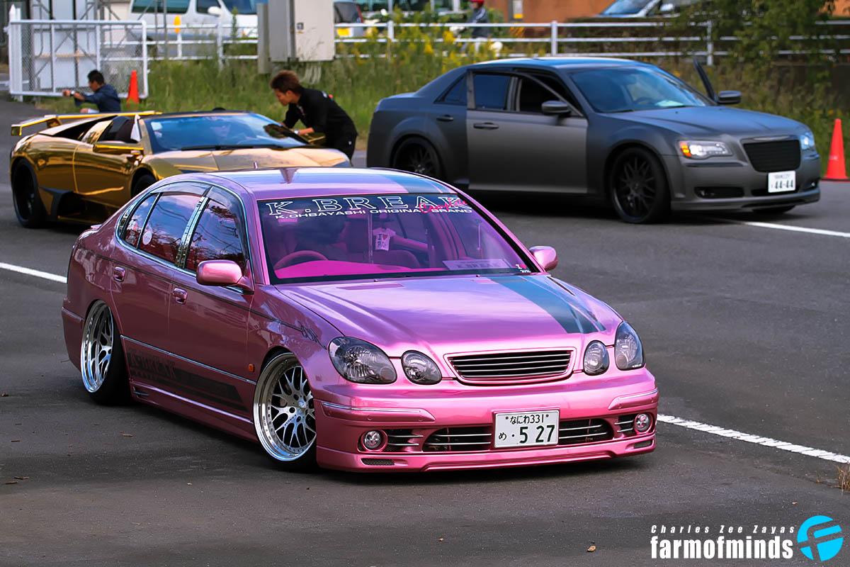 VIP Toyota Aristo