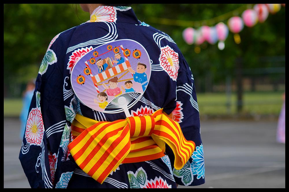 bon festival japan