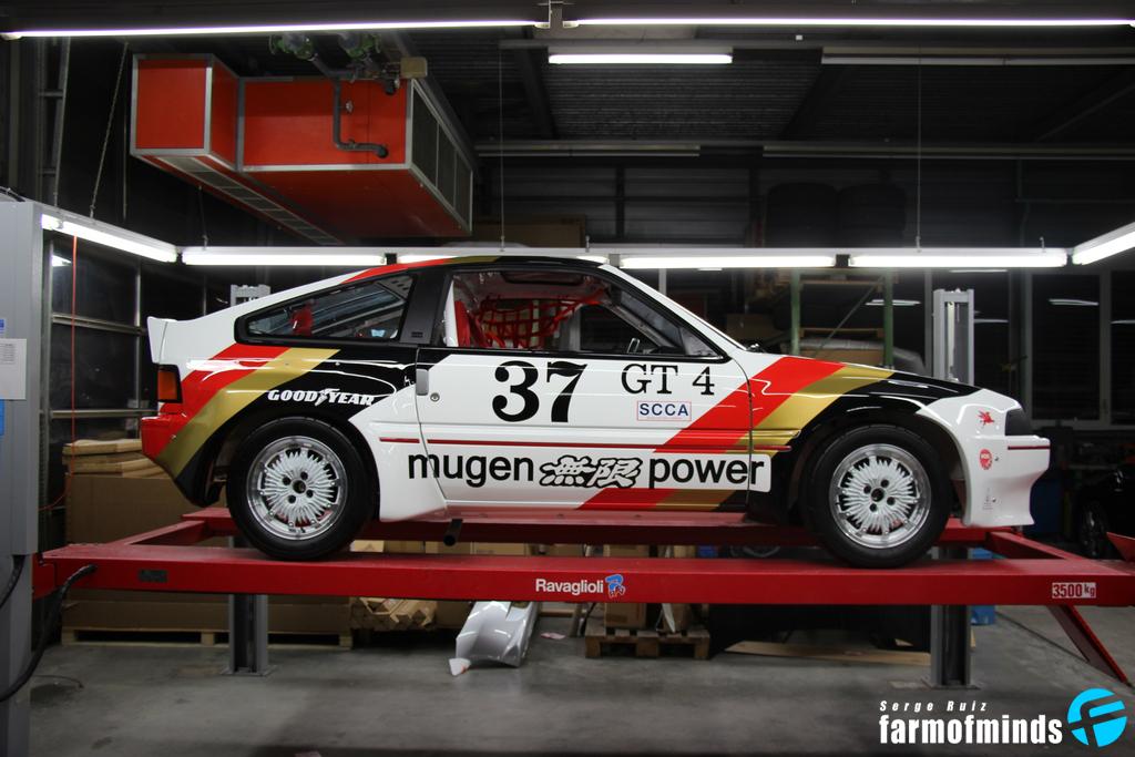Honda CRX Mugen