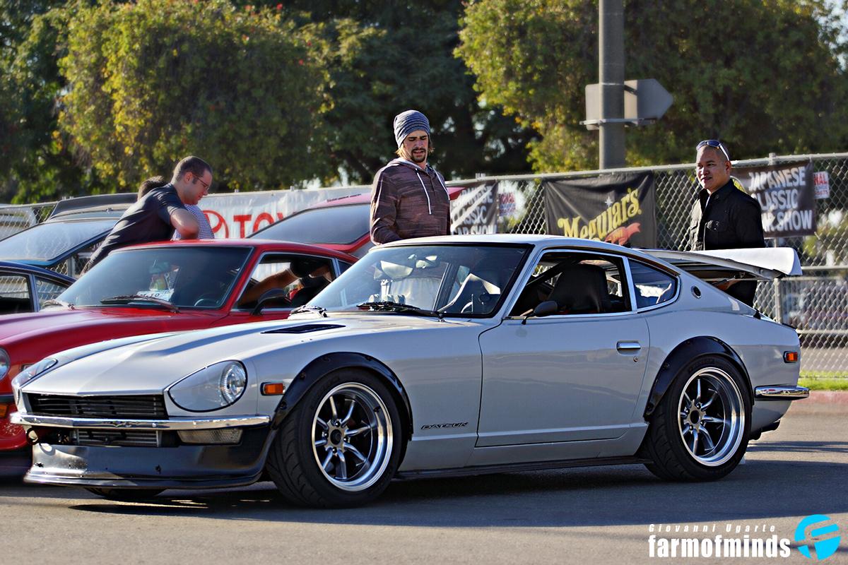 2013 Japanese Classic Car Show (JCCS) - Part 1 - Farmofminds