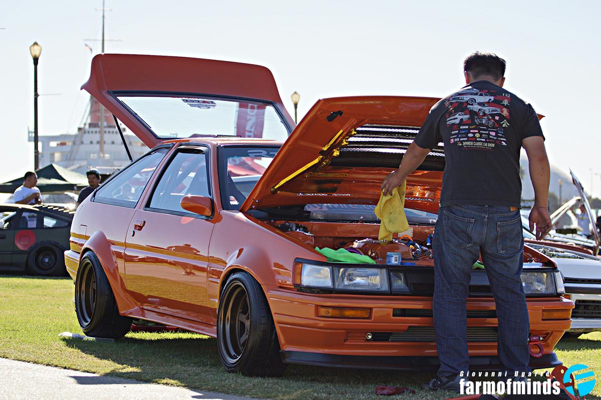 JCCS Japanese Classic Car Show