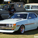 Japanese classic cars show
