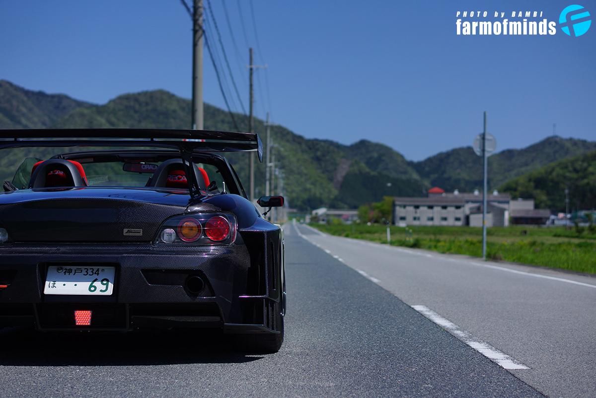 J's Racing Honda S2000
