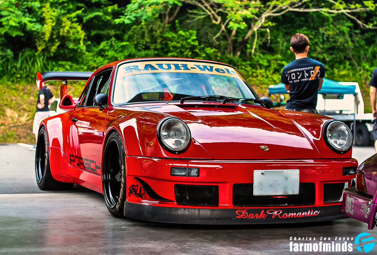 Rauh-Welt Porsche