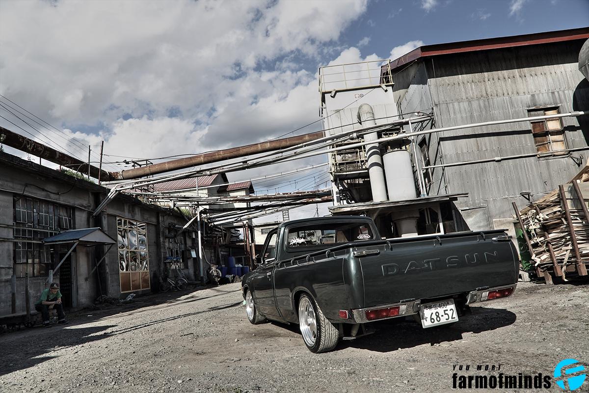 Datsun D21 pickup