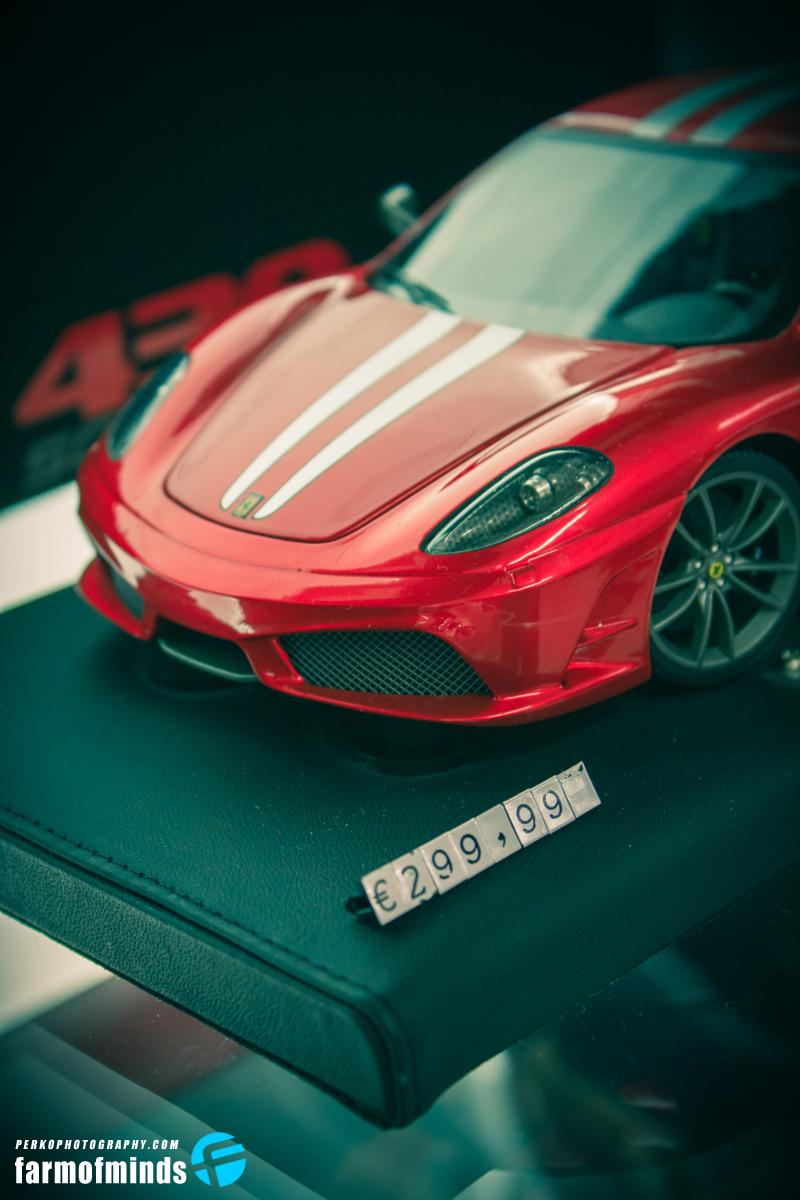 Ferrari scale model