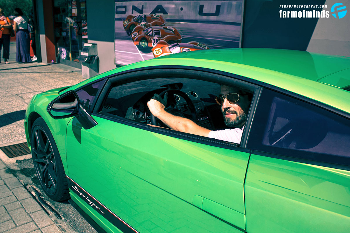 Lamborghini Superleggera LP570-4