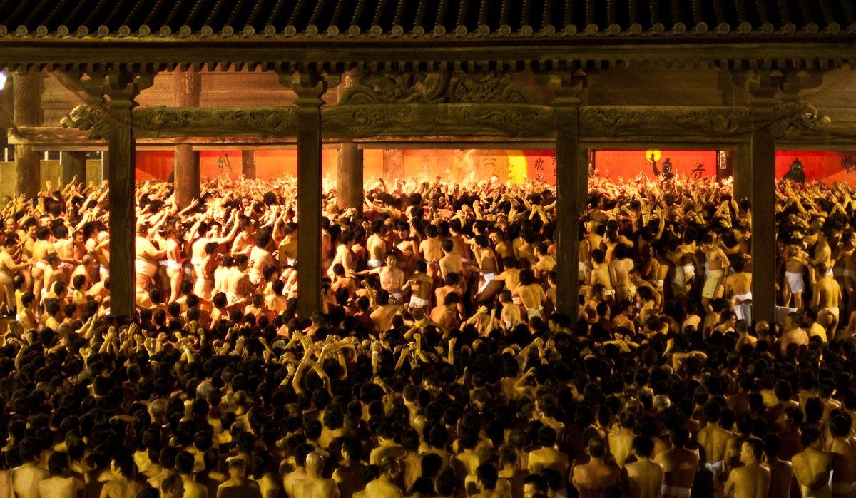 naked hadaka festival