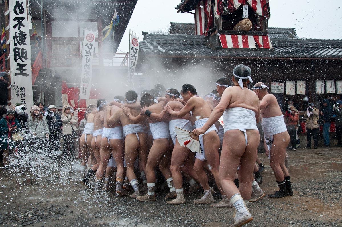 Hadaka naked festival
