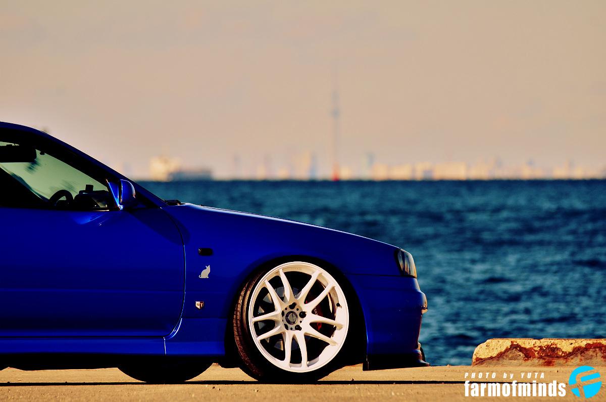 GTT Nissan Skyline