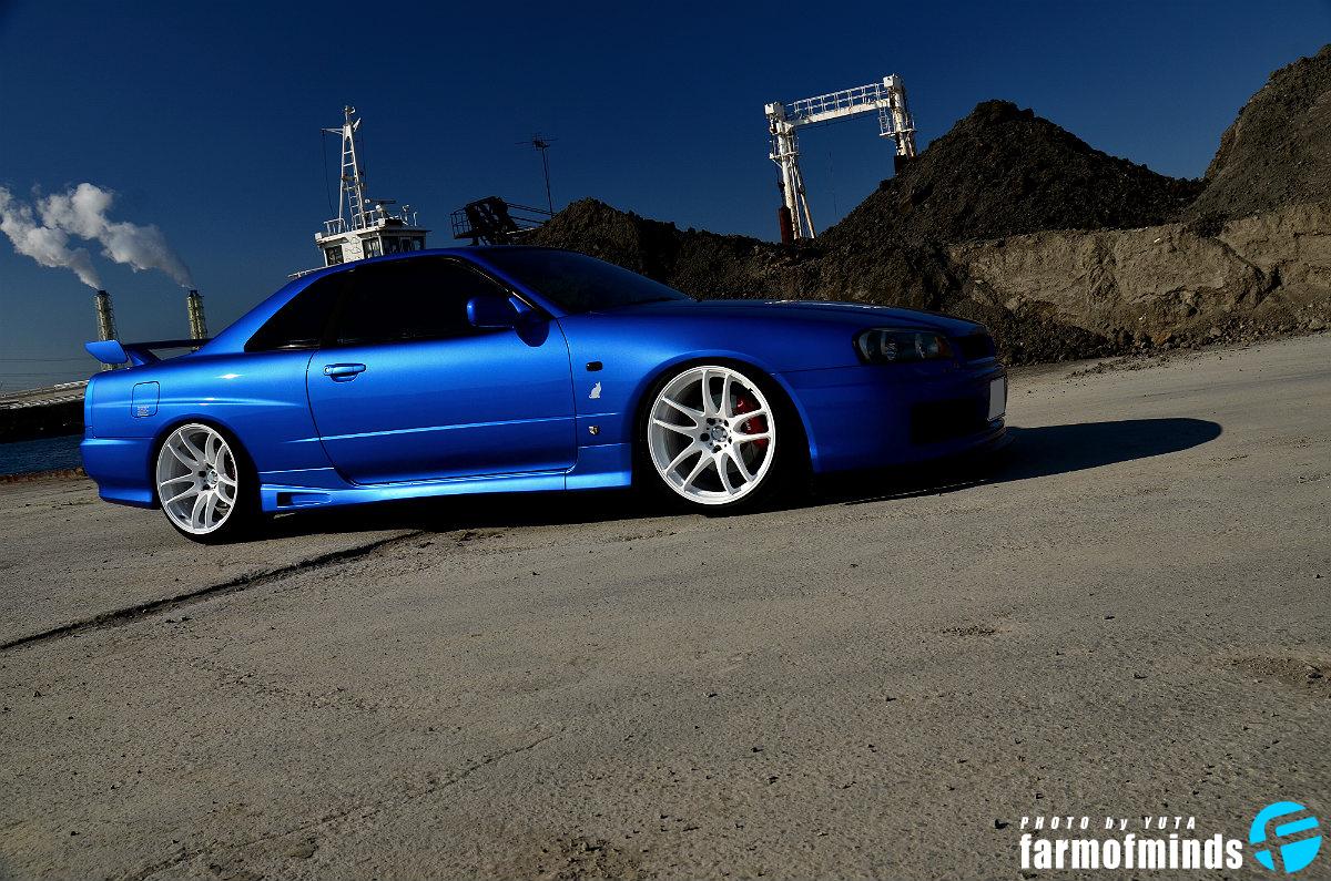 Skyline GT-T
