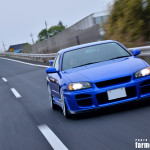 Nissan Skyline R34 GT-T