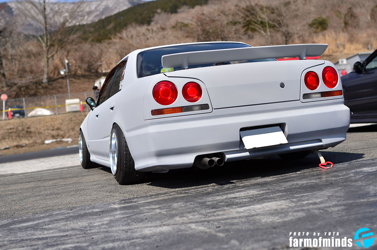 Skyline GTT