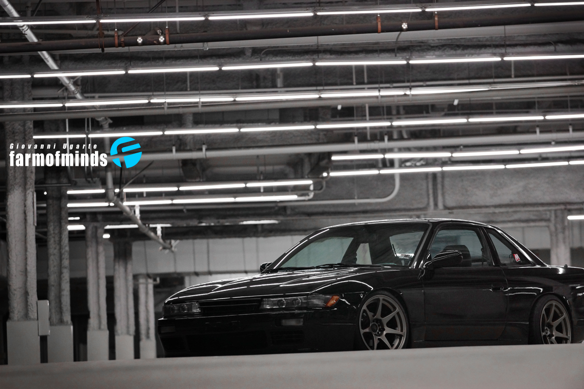 to Own And Build a 240sx