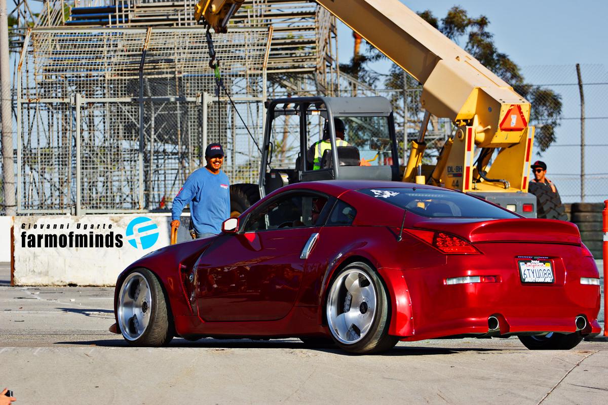 Stance Nissan 350Z