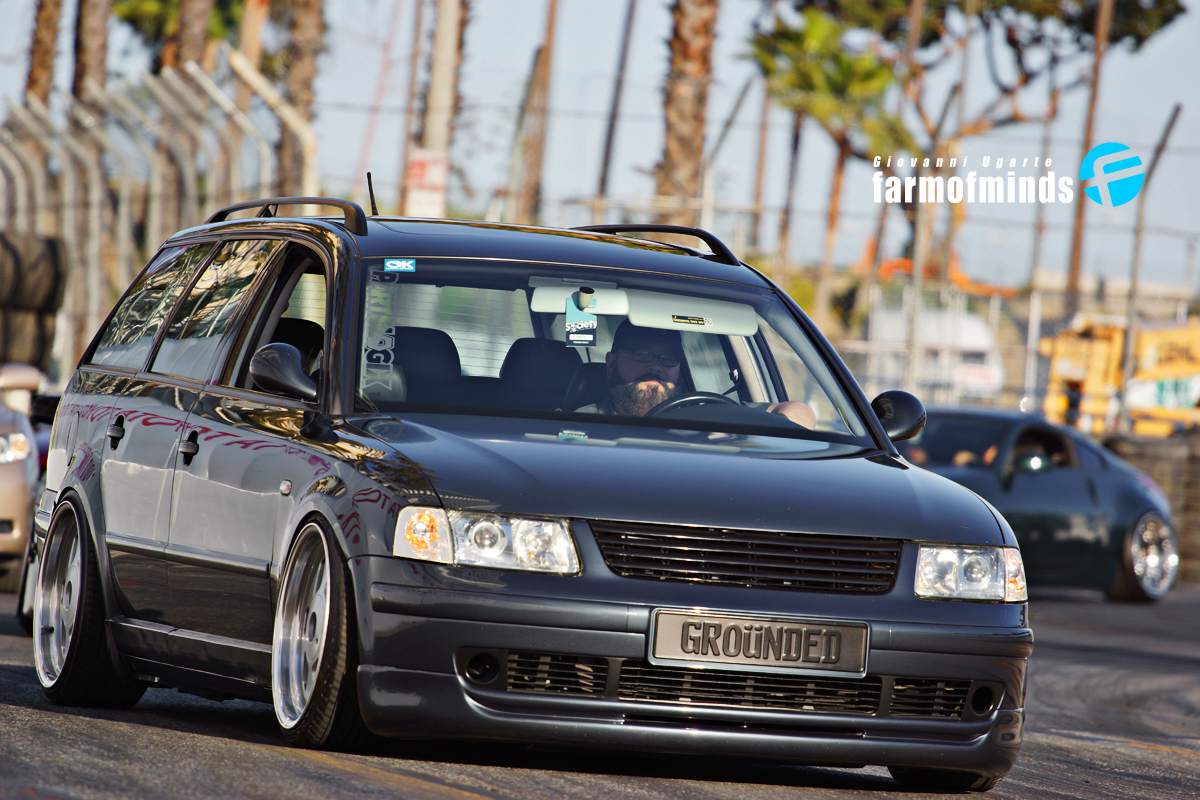 VW stance