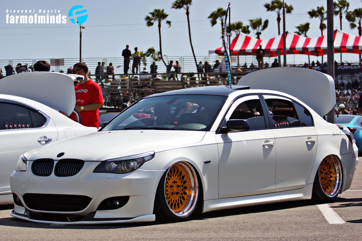 Stance BMW