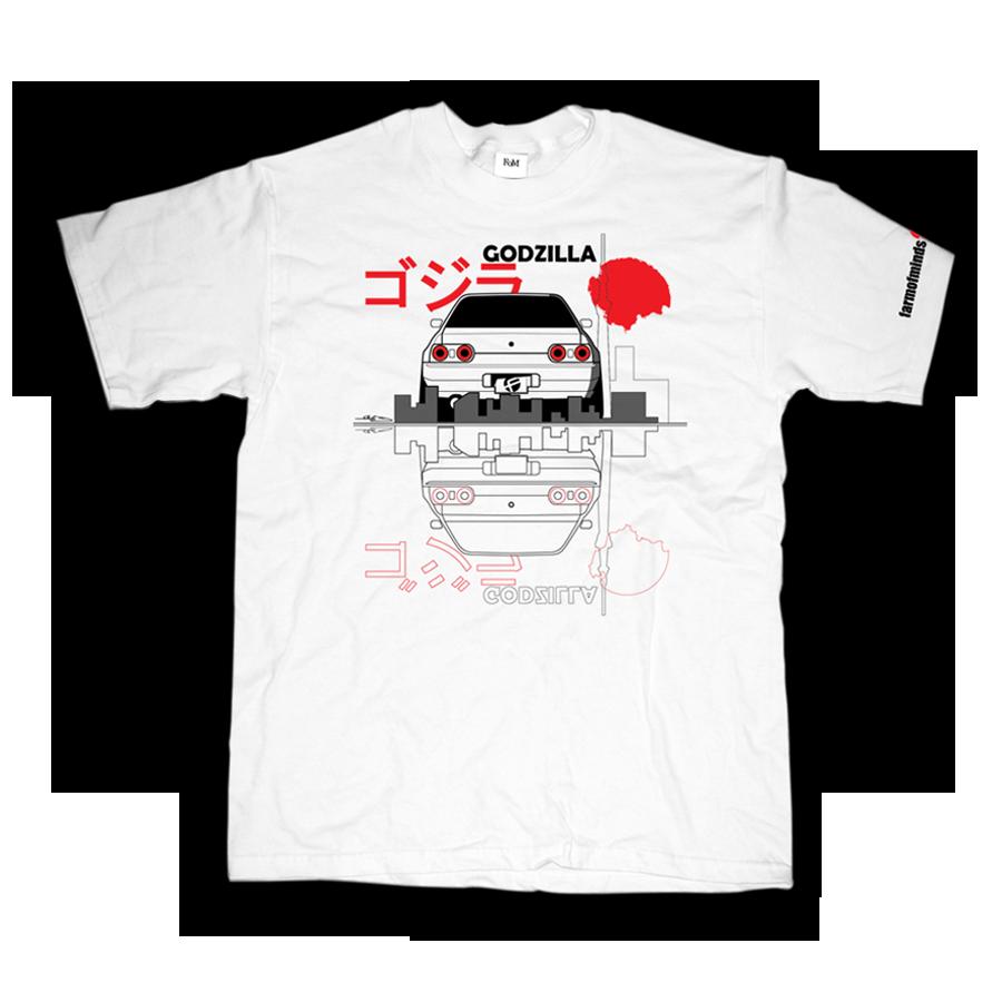 Godzilla Tshirt