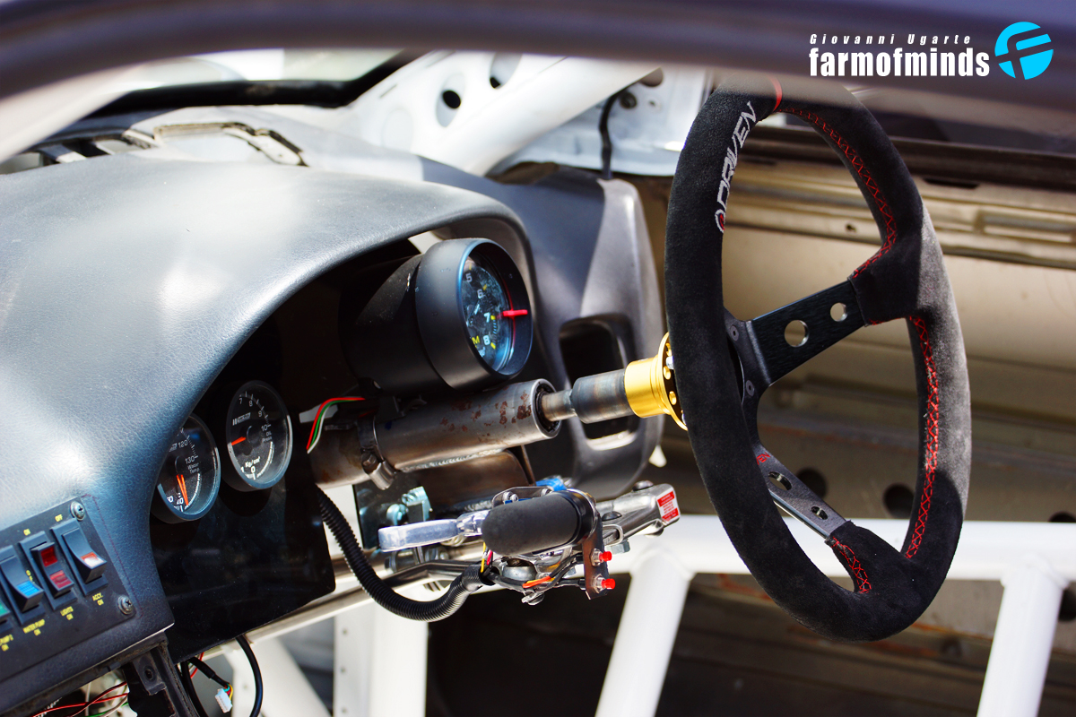Hand controls in s13