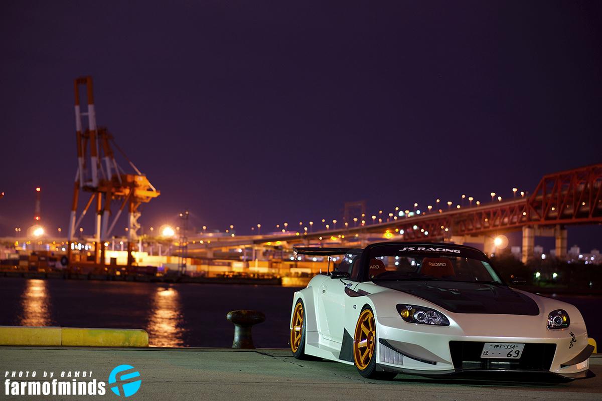 J's Racing Honda