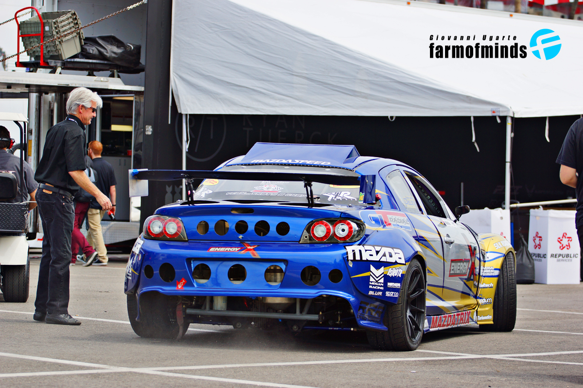 rx8 drift