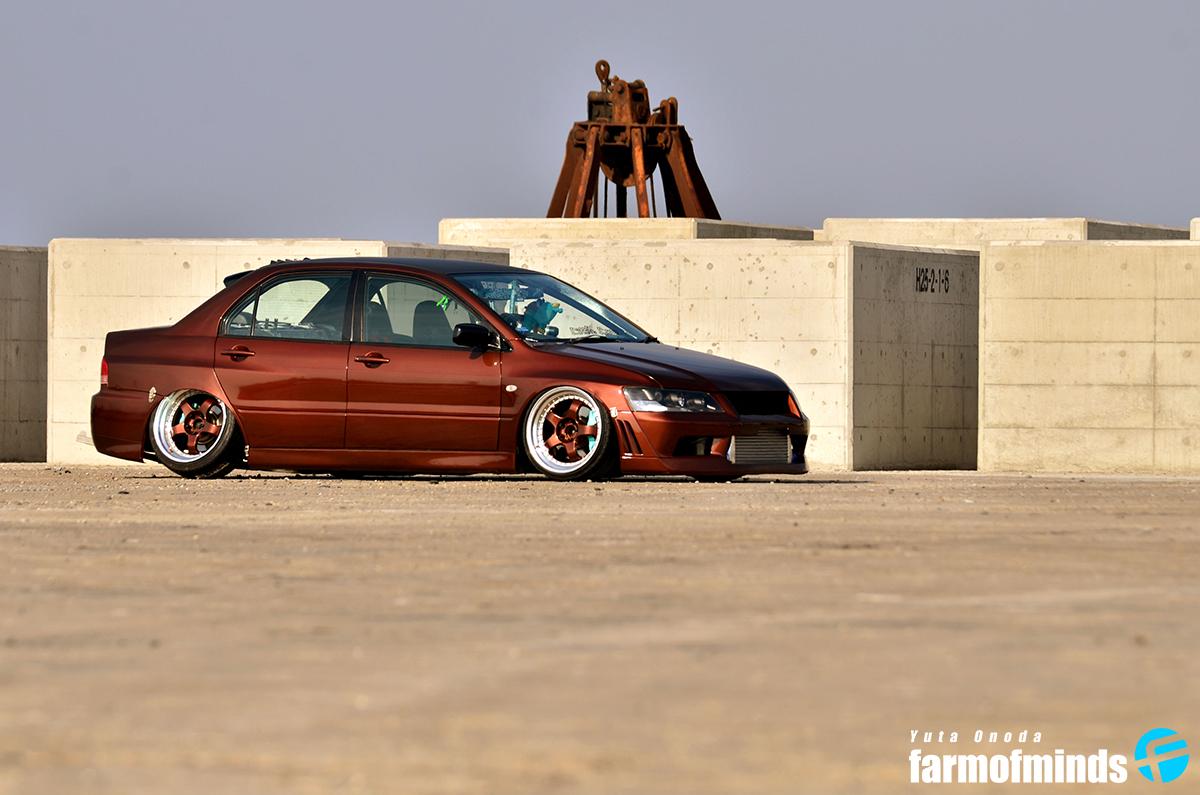 Stance Mitsubishi