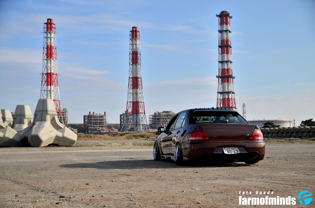 Stance Mitsubishi Evo (6) copy