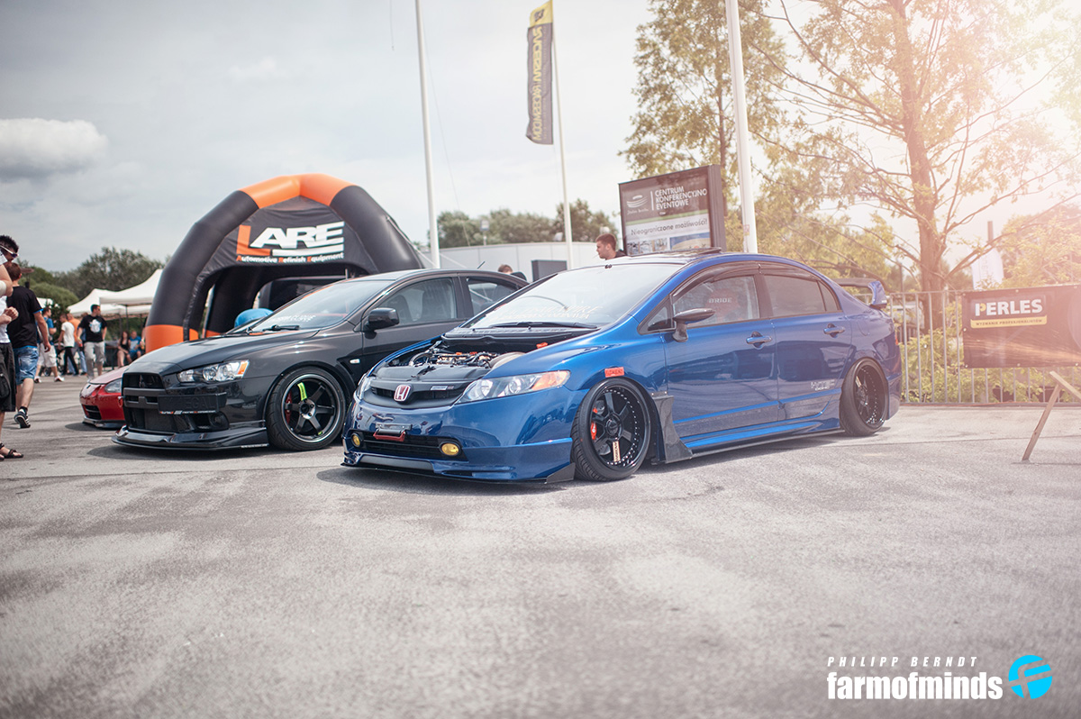 EVO vs Civic