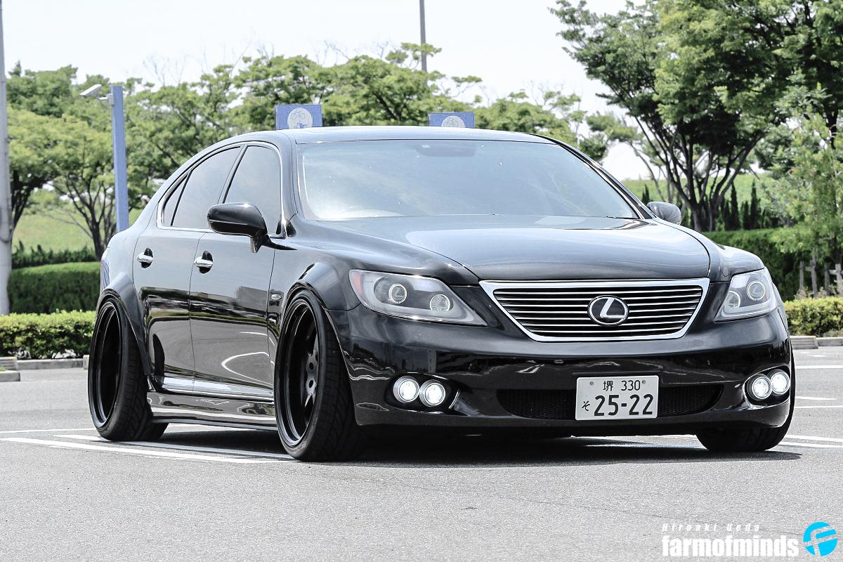 Lexus LS460 VIP