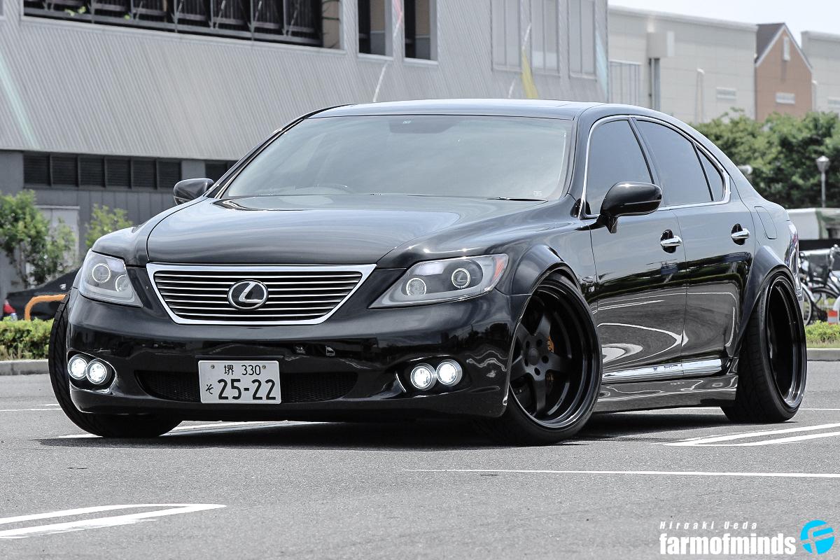 VIP Lexus LS460