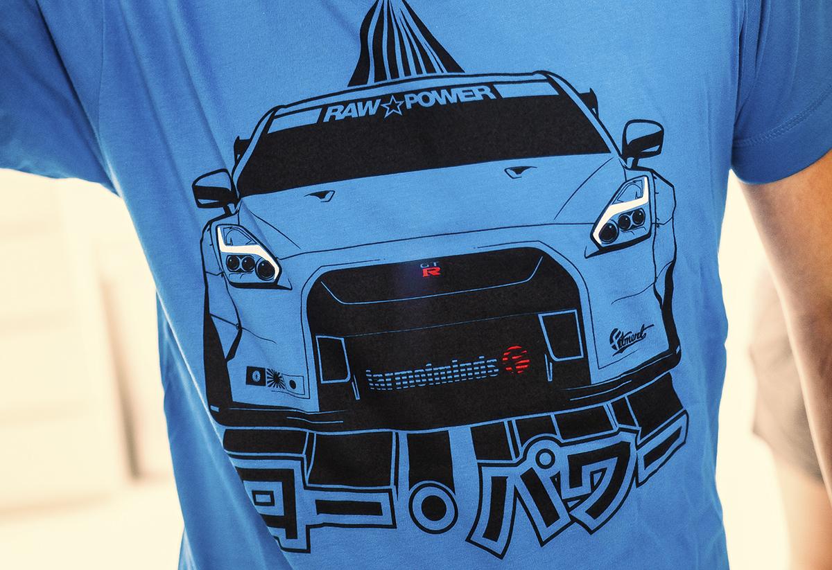 GTR Tshirt