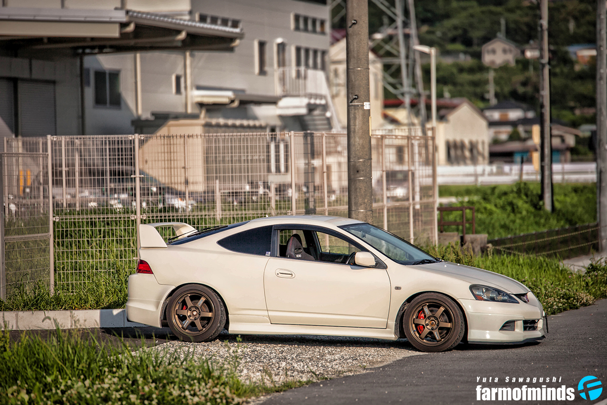 Daily Driver Joy Machine Yutas Dc5 Itr also Dumped Fitted Jeralds Bagged Acura Rsx together with Joshs Rsx in addition Honda furthermore 77 Japanese Cars Revealed For Forza. on acura rsx type r