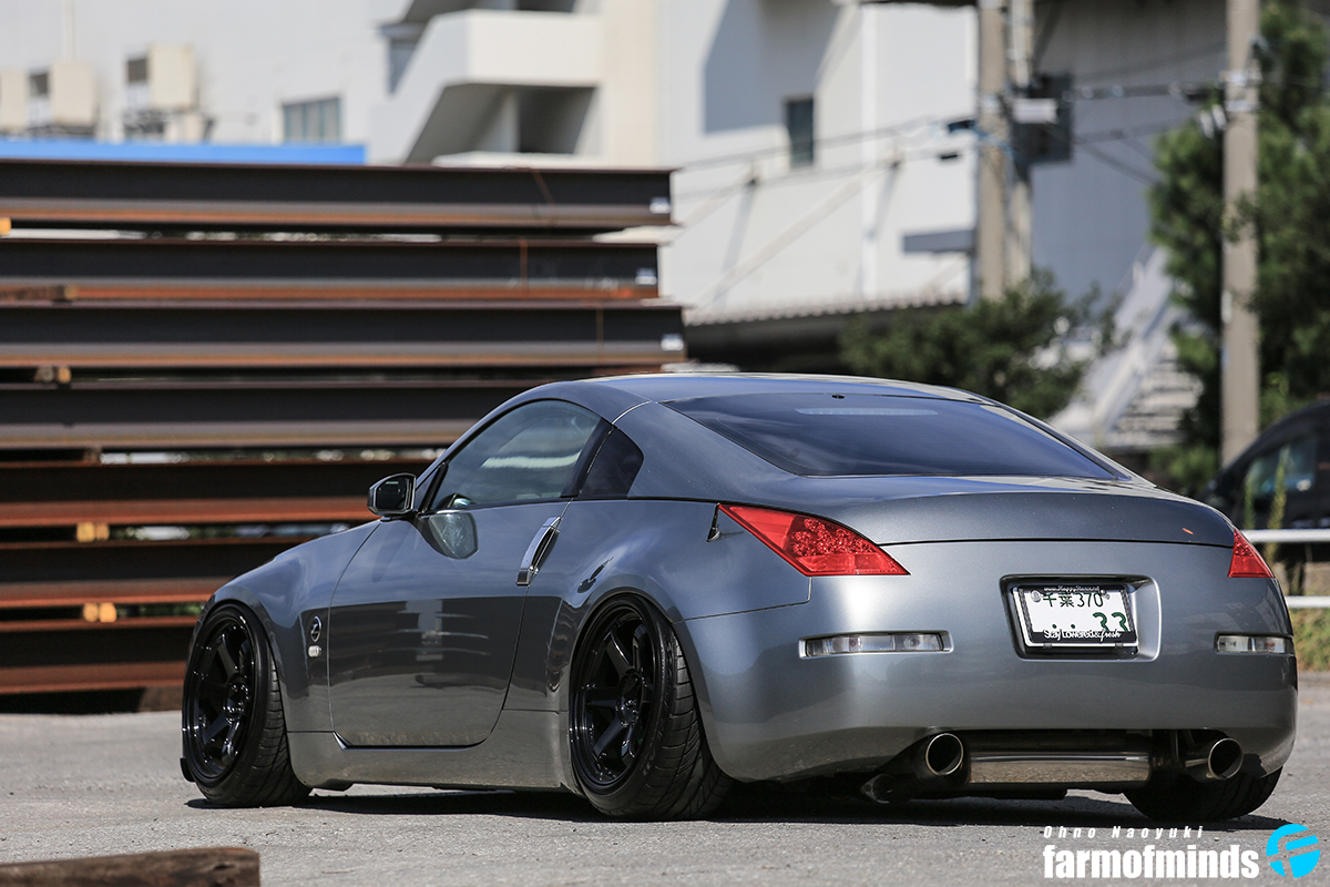 World War Z Naoyuki S Nissan 350z Farmofminds
