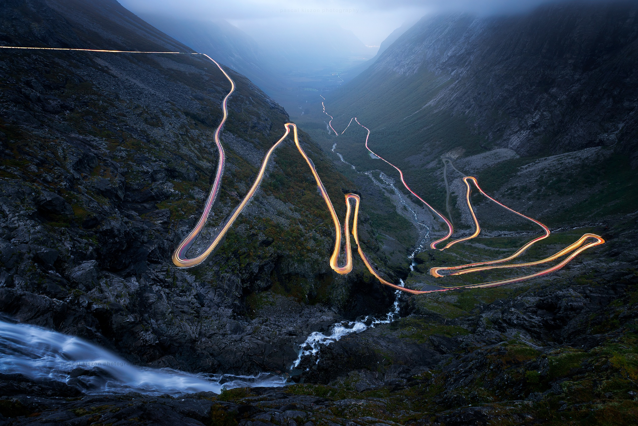 Trollstigen, Norway
