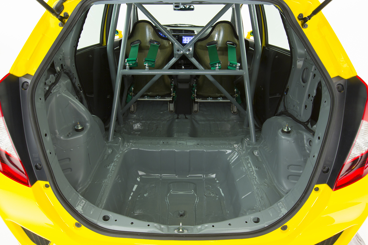 New Honda S2000 >> Spoon Sports Super Taikyu Honda Fit - Farmofminds
