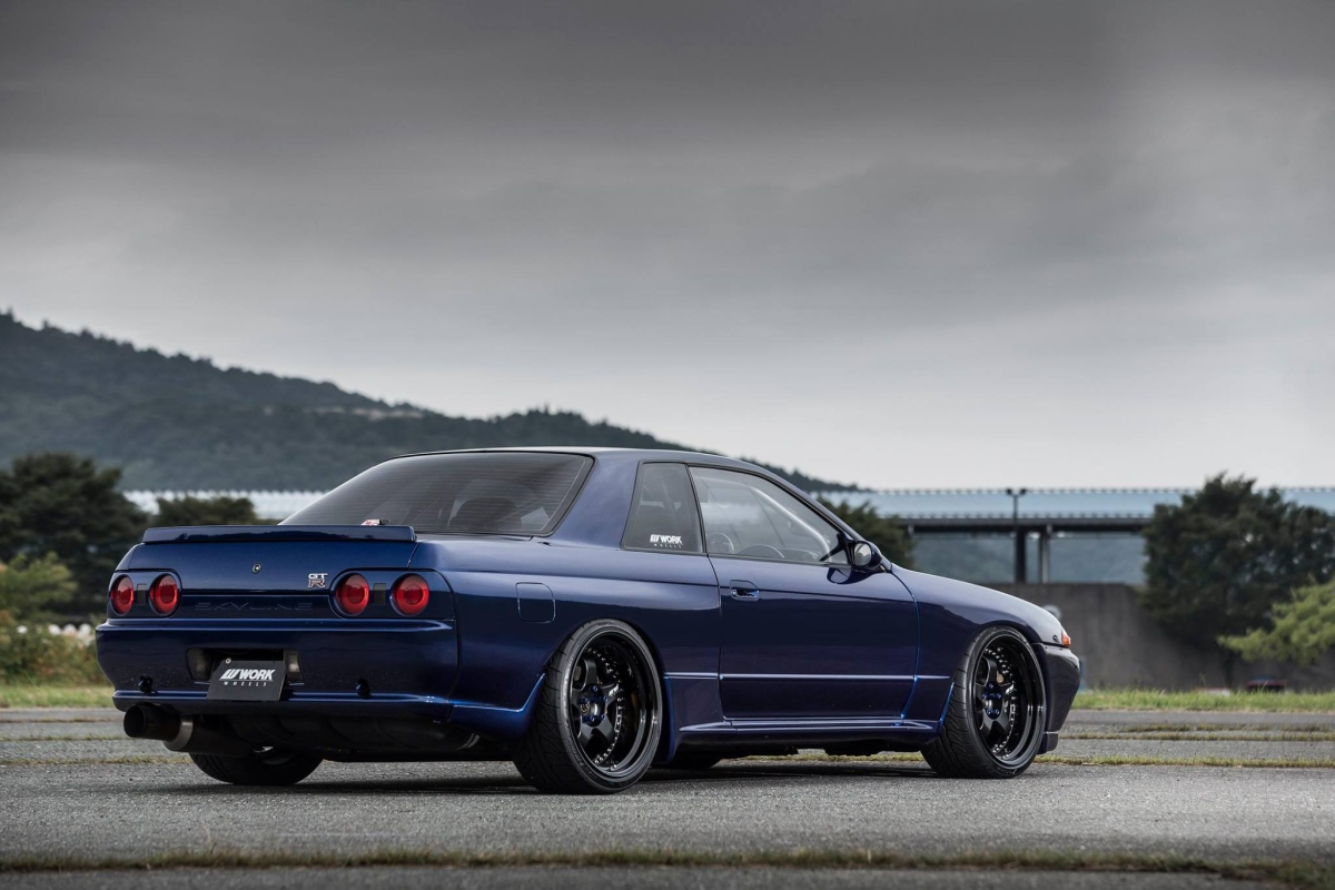Nissan Skyline GTR R32 (2)