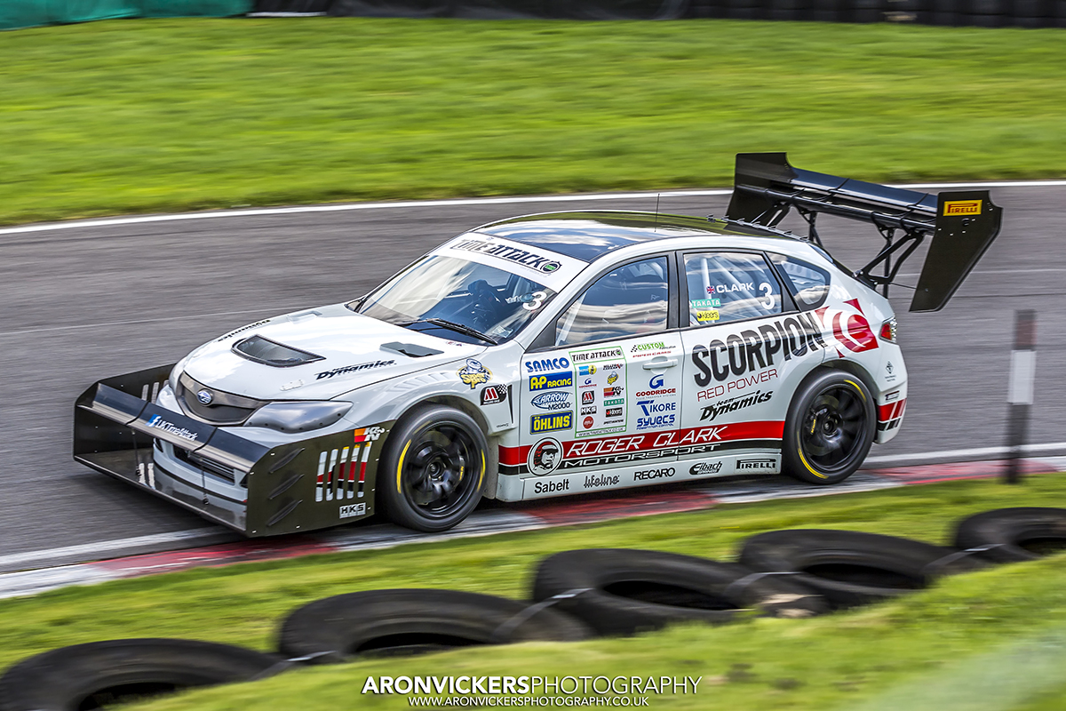 Roger Clark Motorsport No1