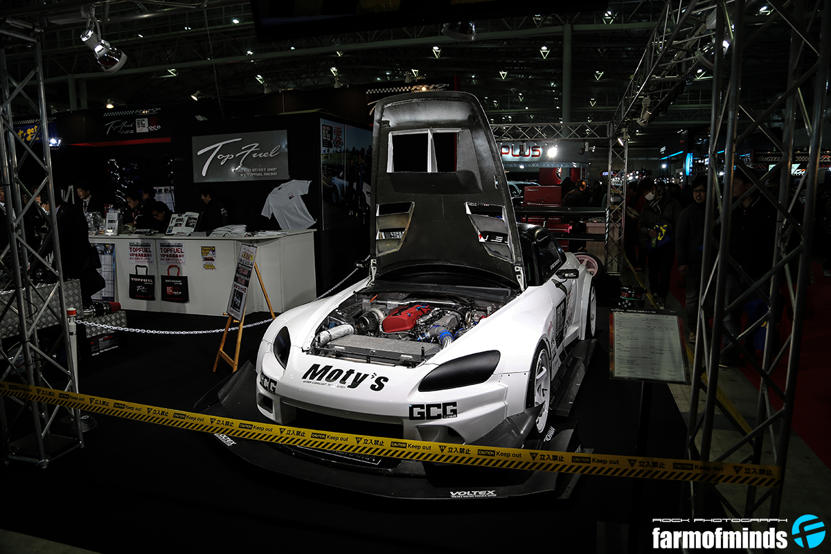 tokyo auto salon 2015 coverage farmofminds. Black Bedroom Furniture Sets. Home Design Ideas