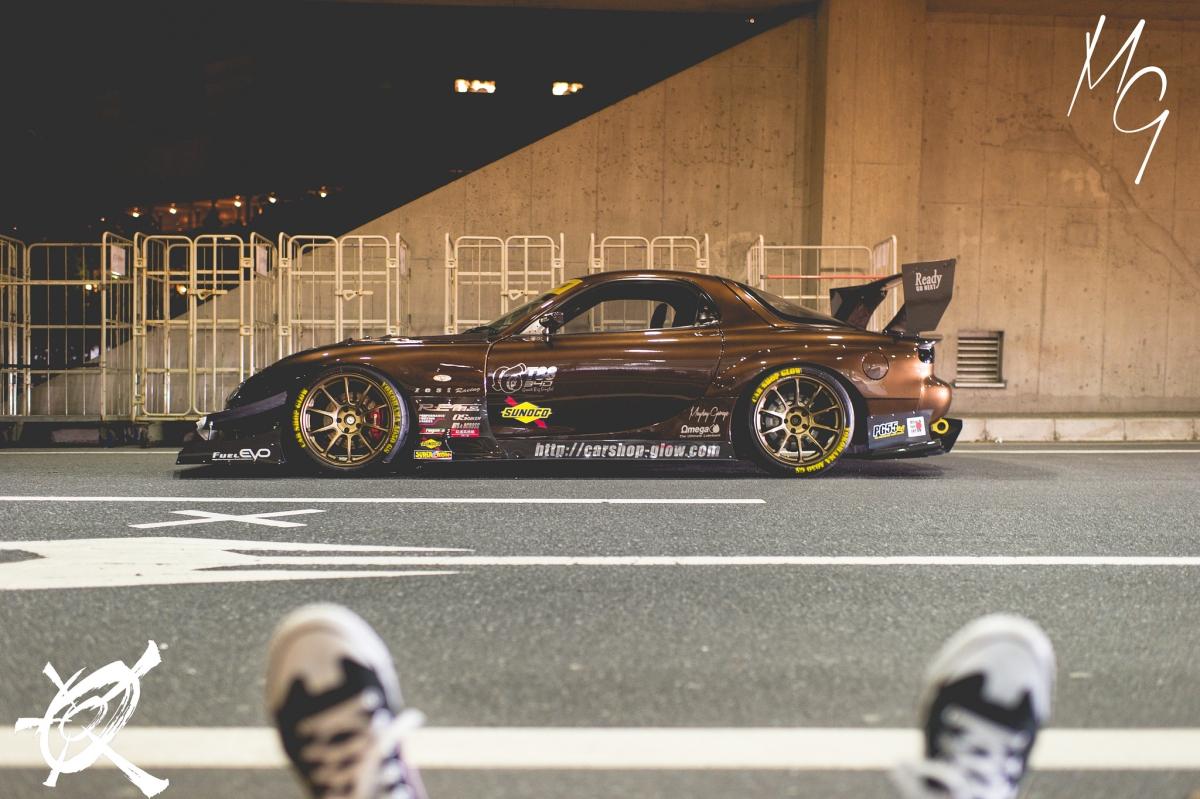 carshop glow