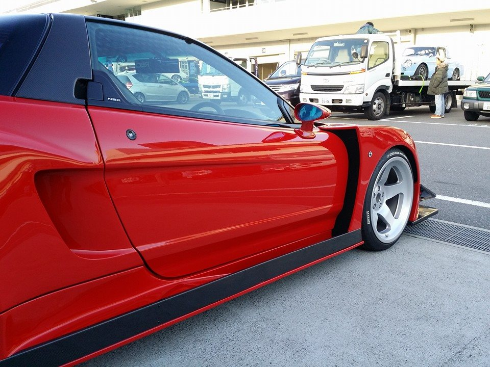 NSX Neez Wheels 2