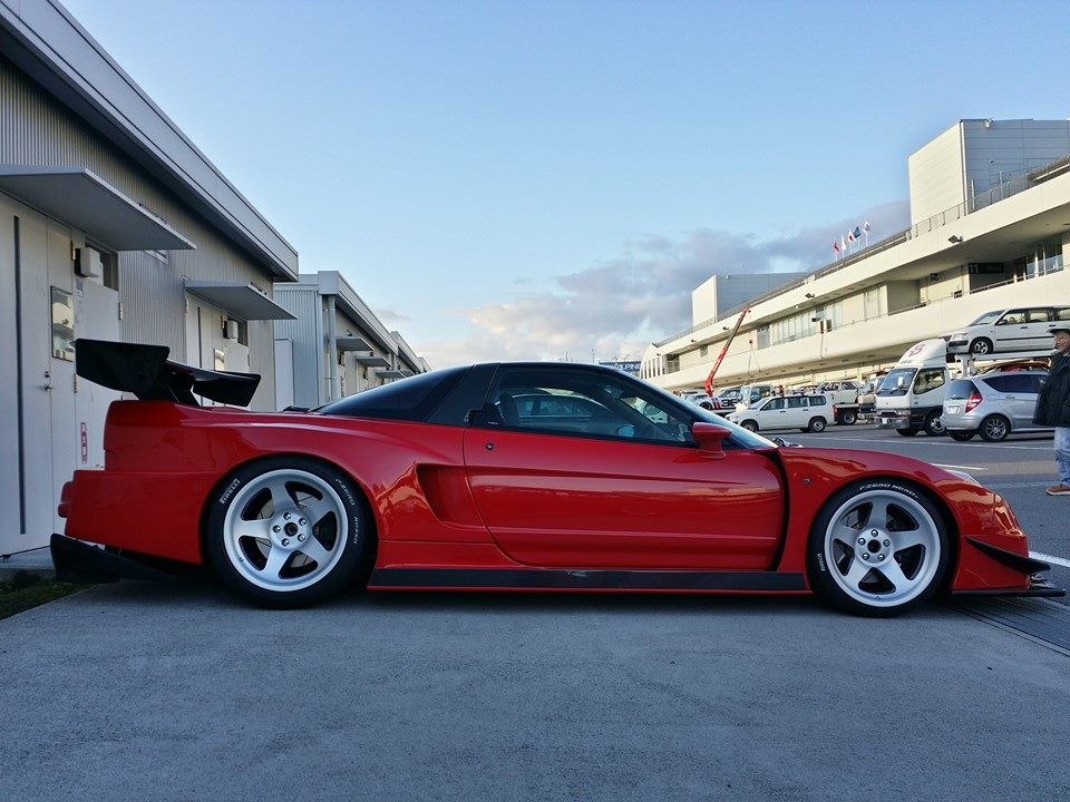 NSX Neez Wheels 5
