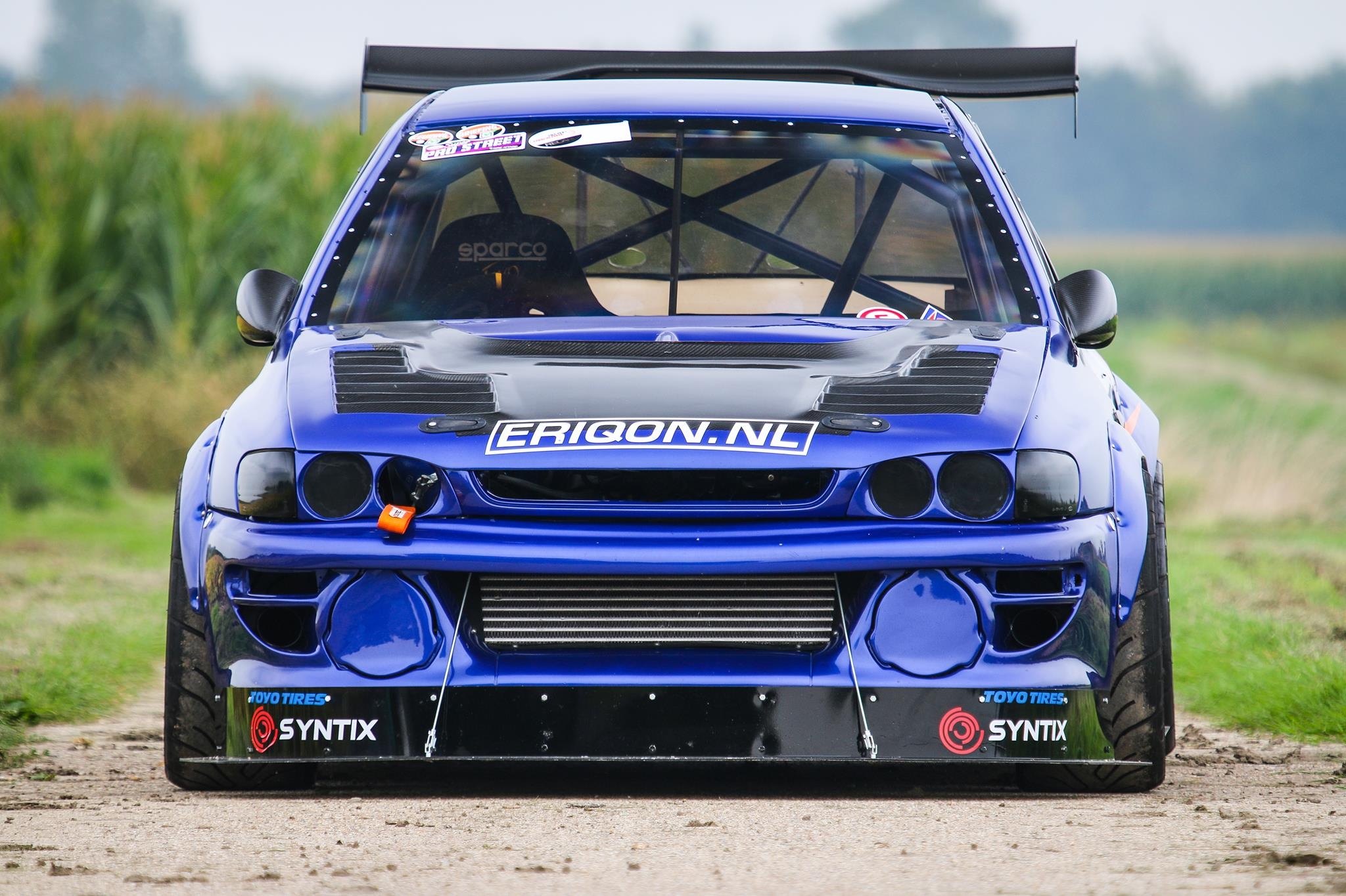 Mframe Autosport Team Subaru Impreza P1 Farmofminds