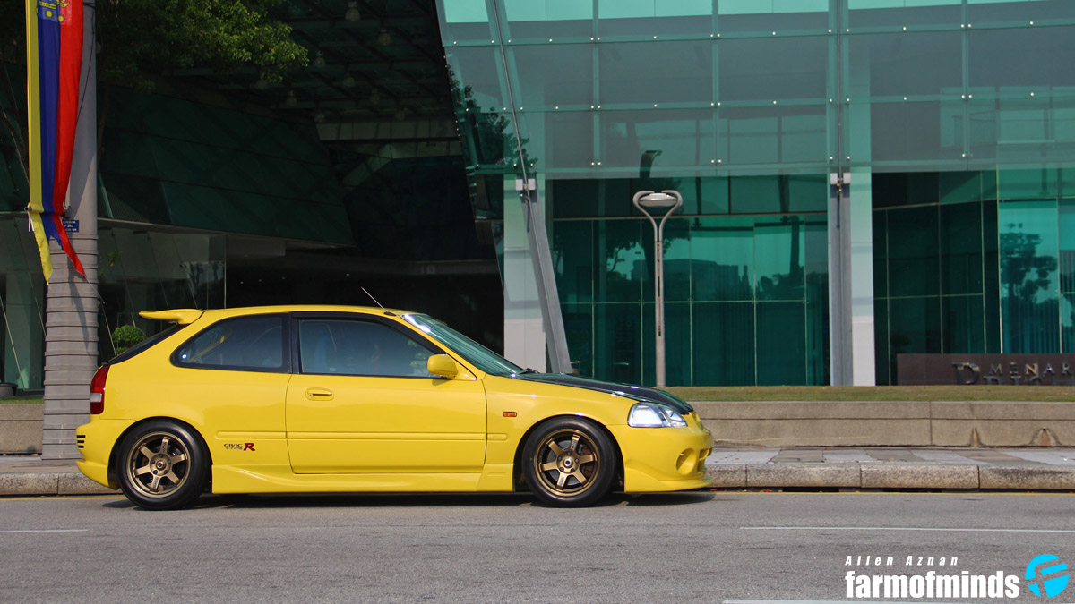 Feature mugen and k swapped ek9 farmofminds for Honda civic ek9