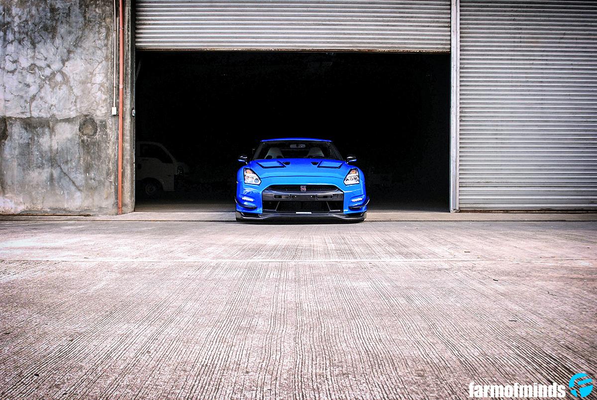 Nissan GT-R R35 (5)